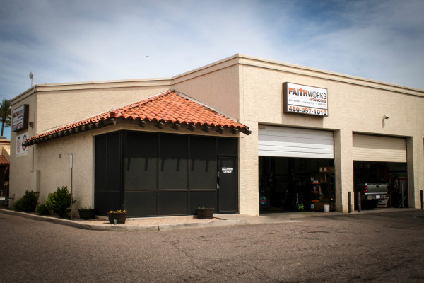 A image of our building at 2855 S Alma School Rd #101,Mesa, Az 85210